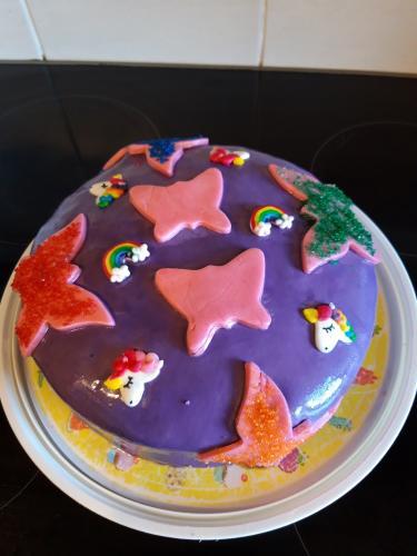 Bex Trambath - cake
